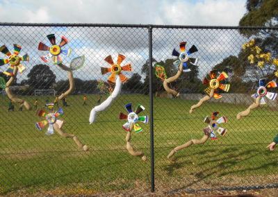 Garden Art Pinwheels